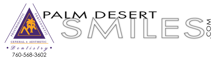 Palm Desert Smiles Logo